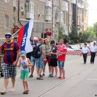 Челябинский десант в Ростове :: Нина Бутко
