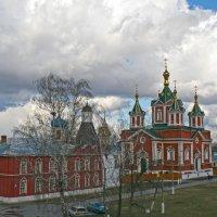 Успенский Брусенский женский монастырь :: ИРЭН@ .