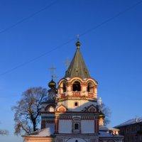 Колокольня  Богоявленской церкви :: Владимир Перваков