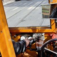 Старый трамвай... :: Евгений Яхим