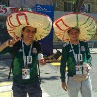 Мексиканцы в Самаре :: MILAV V