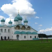 Александро-Свирский монастырь :: Надежда