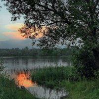 Вечерней дымкою прохлады... :: Лесо-Вед (Баранов)