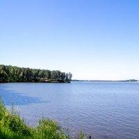 Озеро :: Вадим Басов