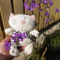 Батошка и цветочки 1 :: Регина Пупач
