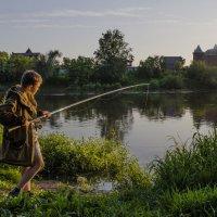 Детство на реке :: Роман Пацкевич