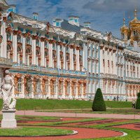 Дворец  Екатерины :: Sergey