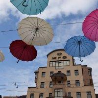 Зонтики :: Лариса Вишневская