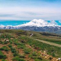 Путь к Эльбрусу :: Виктор Заморков