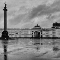 Дворцовая площадь. :: Оксана Лада