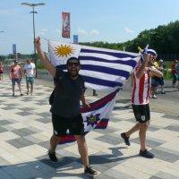 Уругвай зажишает :: Александр Алексеев