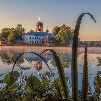 В лучах восходящего солнца :: Сергей Цветков