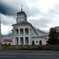 Минская ратуша :: Александр Сапунов