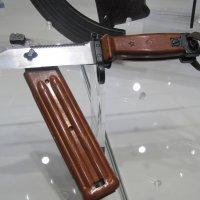 Армейский штык-нож :: Gen Vel