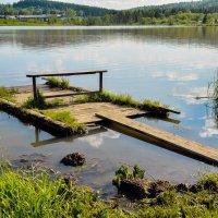 мостик.. :: леонид логинов
