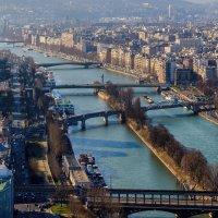 Мосты Парижа :: alteragen Абанин Г.