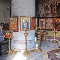 В соборе Рождества Пресвятой Богородицы. XVI в. :: ИРЭН@ Комарова