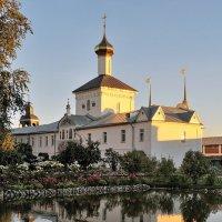 В зеркальной глади тихого пруда, Толгский монастырь :: Николай Белавин