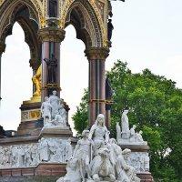 Мемориал принца Альберта в Лондоне :: Тамара Бедай