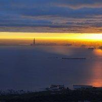 утром над Финским заливом :: vg154