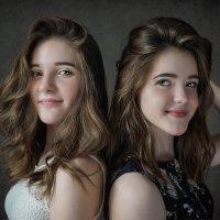 Алёна и Надя :: Илья Фотограф