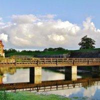 Мост к Епископскому замку :: Aida10