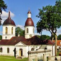Церковь Николая Чудотворца в Курессааре. :: Aida10