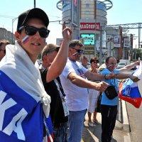 фанаты России :: павел бритшев