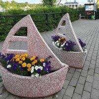 Цветочные кораблики :: veera (veerra)