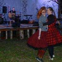 В Шотландском стиле :: Андрей + Ирина Степановы