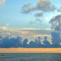 Морской закат :: Дмитрий