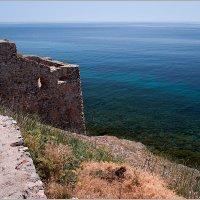 Старые стены Монемвасии. Греция. :: Lmark