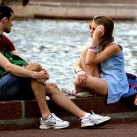 А ты меня любишь? :: Sergey Burlakov