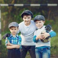 Мальчишки :: Юлия Огородникова