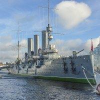 """Крейсер I ранга Балтийского флота """"Аврора"""" :: bajguz igor"""