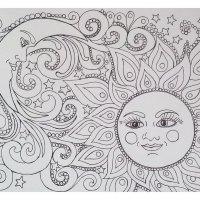 луна и солнце :: Вячеслав