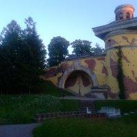 Башня руина :: Сапсан