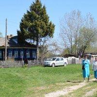 Деревня :: Виталий Абакшин