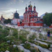 Вечер в Зарядье :: Эльмира Суворова