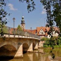 Мосты — самое доброе изобретение человечества. Они всегда соединяют.  А.Иванов. :: backareva.irina Бакарева