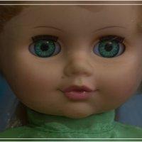 Кукла Маша :: Анастасия сосновская
