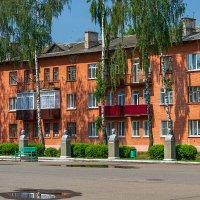 Быхов, маленький городок в Республике Беларусь :: Игорь Сикорский