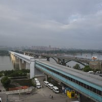 Два моста. :: Valeri Verovets