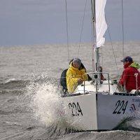 ITL Sailing Cup 2018 :: Тата Казакова