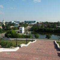 Вид на плотину :: Александр Подгорный