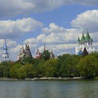 Кремль, что в Измайлове :: Татьяна Лобанова