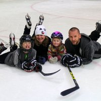 на льду :: Антонина Мустонен