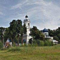Храм рождества богородицы село Нестерово :: Фиклеев Александр
