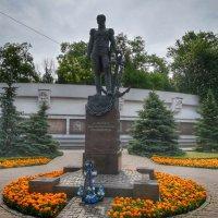 Памятник адмиралу Сенявину :: Владимир Прокофьев