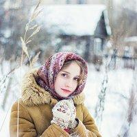 Русская красавица :: Юлия Яковлева